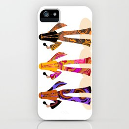 Hits of the Sixties iPhone Case