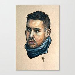 The Assassin Canvas Print
