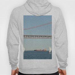 Lisbon bridge Hoody