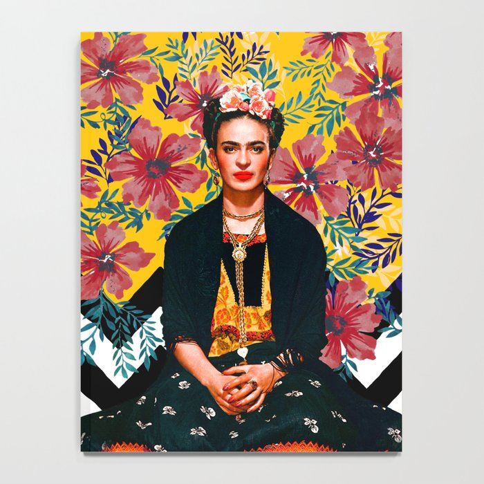 Frida Tropical Notebook
