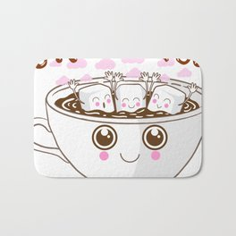 Hot Cocoa Bath Mat