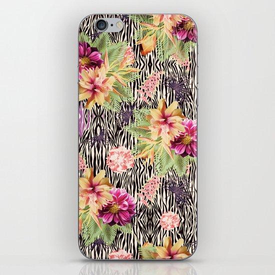 TROPICAL FUSION iPhone & iPod Skin