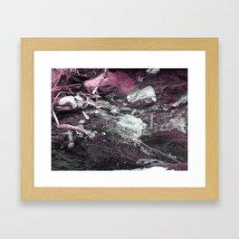 water effects Framed Art Print