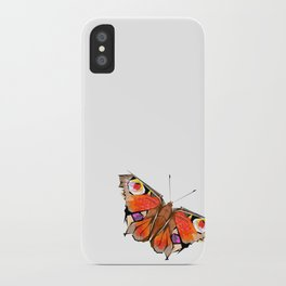 Geobutterfly iPhone Case