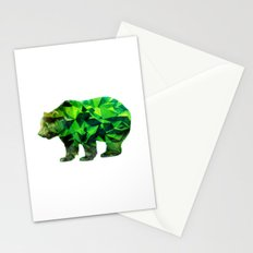 Bear high Peaks Stationery Cards