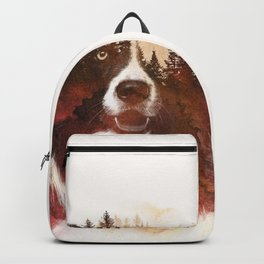 One night in the forest Backpack