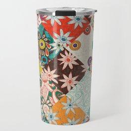 sarilmak patchwork Travel Mug