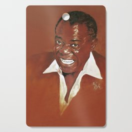 Louis Armstrong Cutting Board