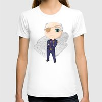 battlestar galactica T-shirts featuring Colonel Tigh | Battlestar Galactica by The Minecrafteers