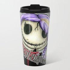 Totenknöpfin Metal Travel Mug