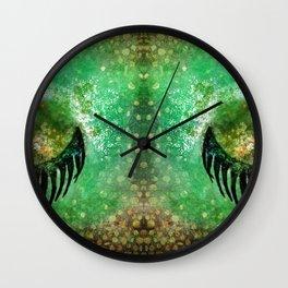 Dragon Heaven Wall Clock