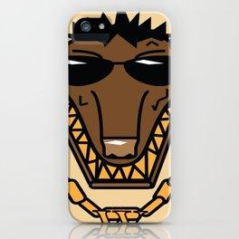 Mr.Wolf iPhone Case