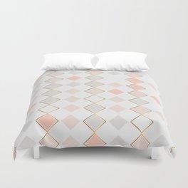 Pattern Rose Duvet Cover