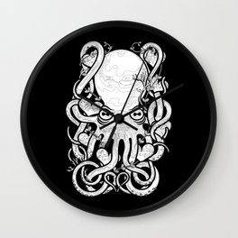 Octupus Wall Clock