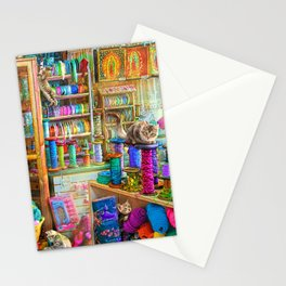 Kitty Heaven Stationery Cards