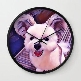 The Maltese Wall Clock