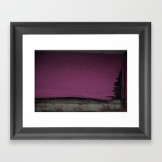 Pink Gate, After Sandy Framed Art Print