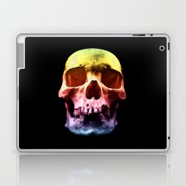 Pop Art Skull Face Laptop & iPad Skin
