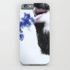 Sir blue smoke iPhone 6s Slim Case