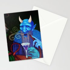 Hookah Demon Stationery Cards
