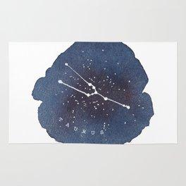 taurus constellation zodiac Rug