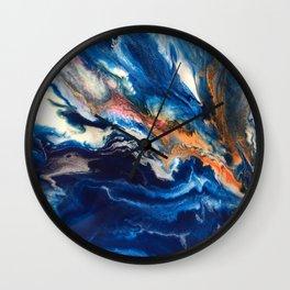 Pangea Wall Clock