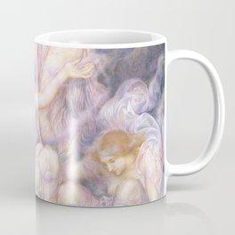 "Evelyn De Morgan ""Daughters of the Mist"" Coffee Mug"