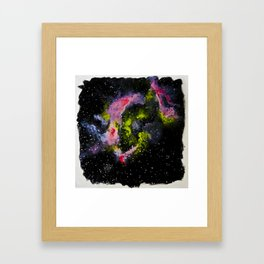 Site 001 Framed Art Print