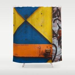 East Village IV Shower Curtain