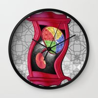 Dali Grandfather Clock Wall Clock