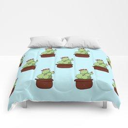 Cheery Cactus Comforters