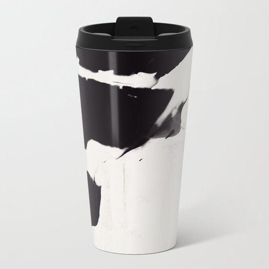 UNTITLED#88 Metal Travel Mug