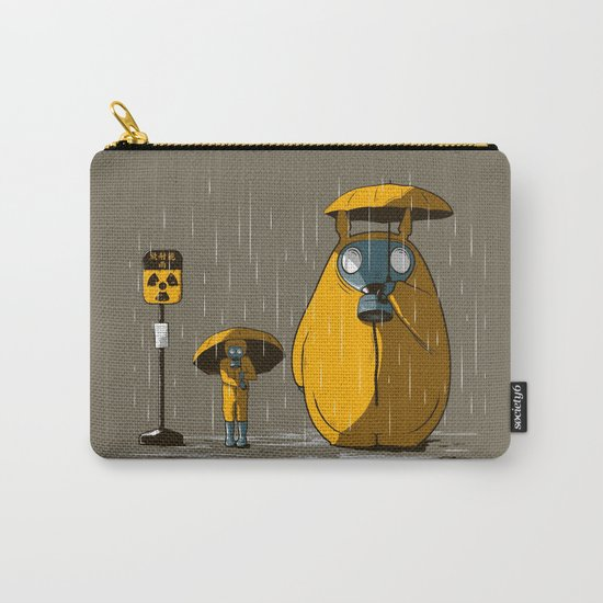 Fukushima Carry-All Pouch
