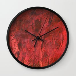 This is my blood of the covenant, which is poured out for many for the forgiveness of sins. Wall Clock