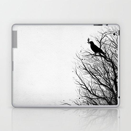 Dead Tree Laptop & iPad Skin
