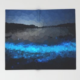 Landscape 06.01 Throw Blanket