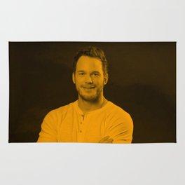 Chris Pratt Rug