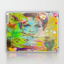 Twiggy Pop Laptop & iPad Skin