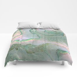 Shell Texture Comforters