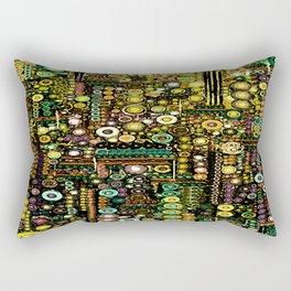 :: Windy City :: Rectangular Pillow