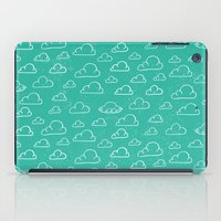 i want to believe iPad Cases featuring I want to believe by Make-Ready