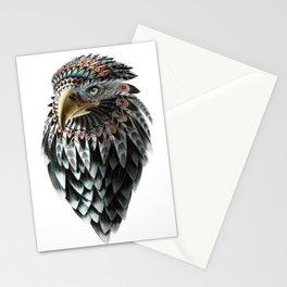 Fantasy Eagle Art Stationery Cards