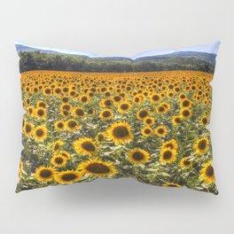 Sunflower Fields Of Dreams Pillow Sham