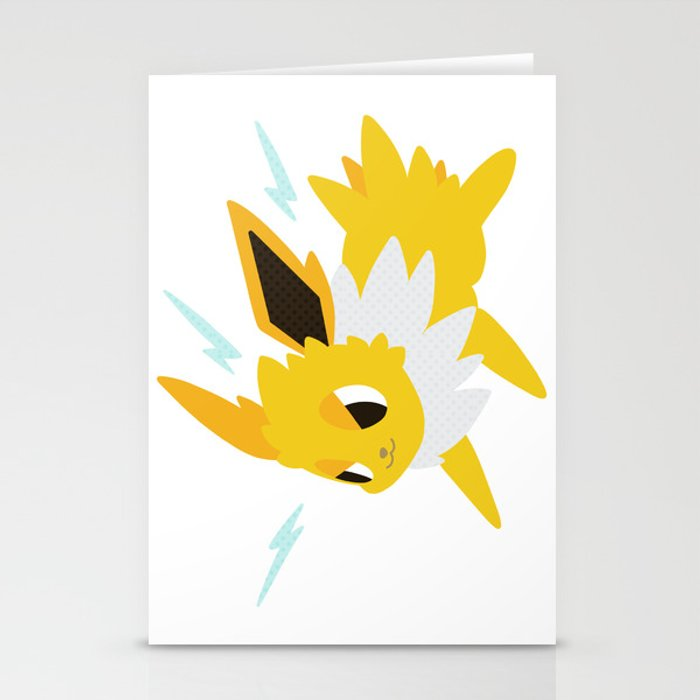 Big Jolt Stationery Cards