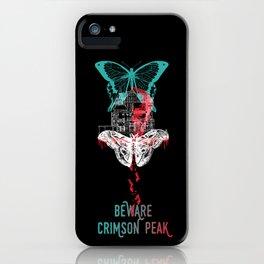 Beware Crimson Peak Design iPhone Case