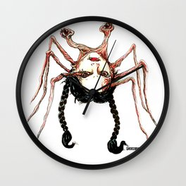 Wednesday Thing Wall Clock