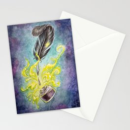 Quill & Ink Stationery Cards
