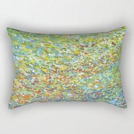 Under The Golden Gate Bridge Juul Art Rectangular Pillow