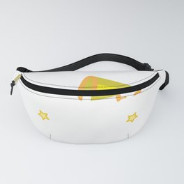 Yes I´m A Cheerleader And No It´s Not Easy Fanny Pack