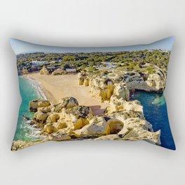 The Algarve coast Rectangular Pillow